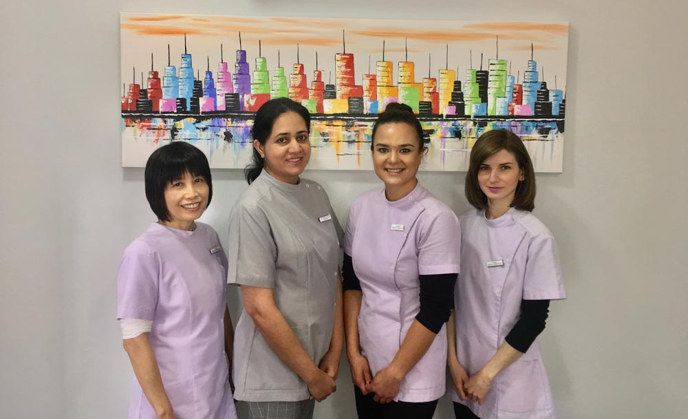 Today's Dental Surgery Team